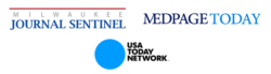 The Milwaukee Journal Sentinel, MedPage Today & USA Today Network